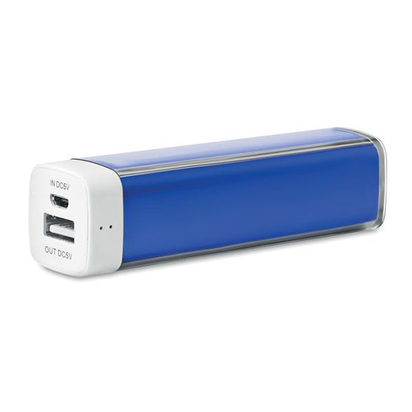 PowerBank - POWERSTOCK - 2400 mAh (Produit en Europe)