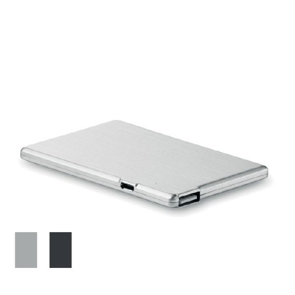 PowerBank - POWERUSB - 2200mah (Produit en Europe) - 2 en 1 USB 8GO